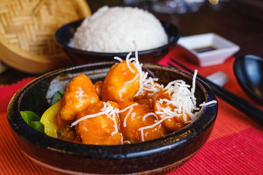 Malaysian Style Hokkian Chicken
